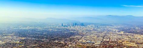 Antenna di Los Angeles immagine stock libera da diritti