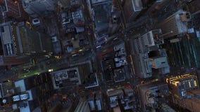 Antenna di New York City stock footage
