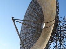 Antenna di radar di Mcrowave immagine stock