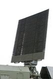 Antenna di radar militare Fotografie Stock
