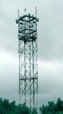 Antenna di radiodiffusione Immagine Stock Libera da Diritti