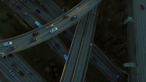 Antenna di Seattle stock footage