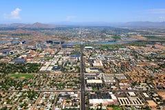 Antenna di Tempe, Arizona immagine stock