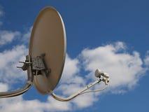 Antenna domestica della TV. Fotografia Stock Libera da Diritti