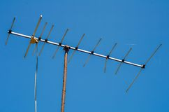 Antenna  fishbone Stock Images