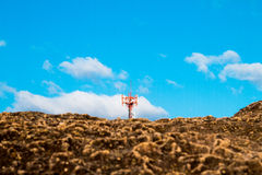 The antenna Royalty Free Stock Photography