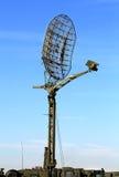 Antenna on the mast Stock Photography