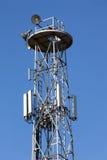 Antenna mobile immagini stock