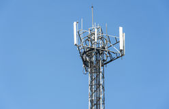 Antenna for mobile devices Royalty Free Stock Photography