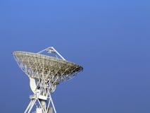 Antenna parabolica Immagini Stock