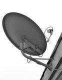 Antenna parabolica Fotografia Stock