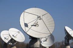 Antenna parabolica Immagini Stock Libere da Diritti
