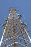 Antenna radiofonica Fotografie Stock Libere da Diritti