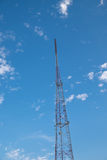 Antenna radiofonica Immagine Stock Libera da Diritti