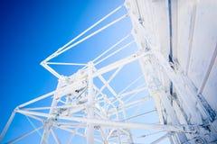 Antenna radiofonica del ripetitore immagine stock libera da diritti