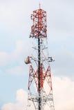 Antenna repeater Royalty Free Stock Photos