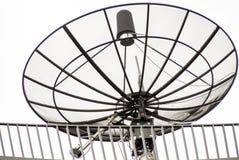 Antenna satellitare fotografia stock