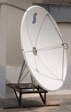 Antenna satellite Immagini Stock Libere da Diritti