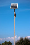 Antenna solar cell Royalty Free Stock Photo