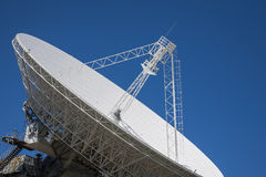 Antenna for space exploration. Stock Image