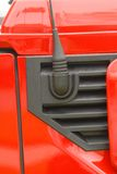 Antenna on SUV Stock Photography