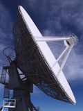 Antenna - telescopio radiofonico 2 di schiera molto grande Fotografie Stock