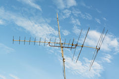 Antenna television Stock Images
