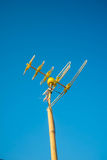 Antenna Television Stock Photography