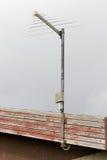 Antenna televisione/della radio Immagine Stock Libera da Diritti