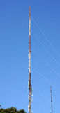 Antenna Tibidabo Mount Royalty Free Stock Photography
