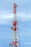 Antenna Tower Royalty Free Stock Photos