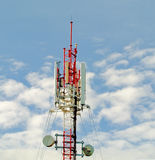 Antenna Tower Royalty Free Stock Images