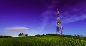 Free Antenna Tower Royalty Free Stock Photography - 69970547