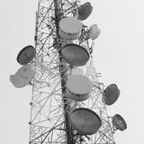 Antenna tower Stock Photo
