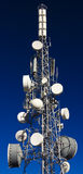 Antenna tower royalty free stock photography