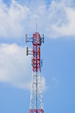 Antenna Tower of Communication Royalty Free Stock Photography