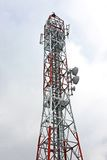 Antenna tower Royalty Free Stock Photos