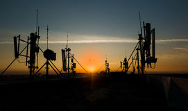 Antenna tower Stock Photography