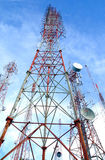 Antenna TV Stock Image