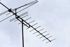 Antenna TV Stock Image