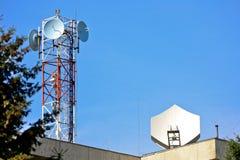 Antennas Royalty Free Stock Photo