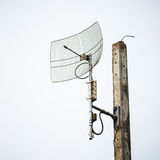 Antennas and antenna systems stock image