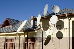 Antennas Royalty Free Stock Photography