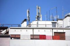 Antennas Stock Images