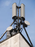 antenncomunication Arkivbilder