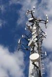Antenne à hyperfréquences photos libres de droits