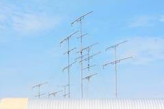 Antenne Stockfoto