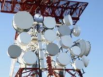 Antenne Images libres de droits
