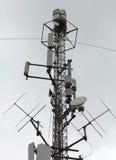 Antenne. Royalty-vrije Stock Foto's