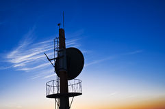 Antenne Stock Foto